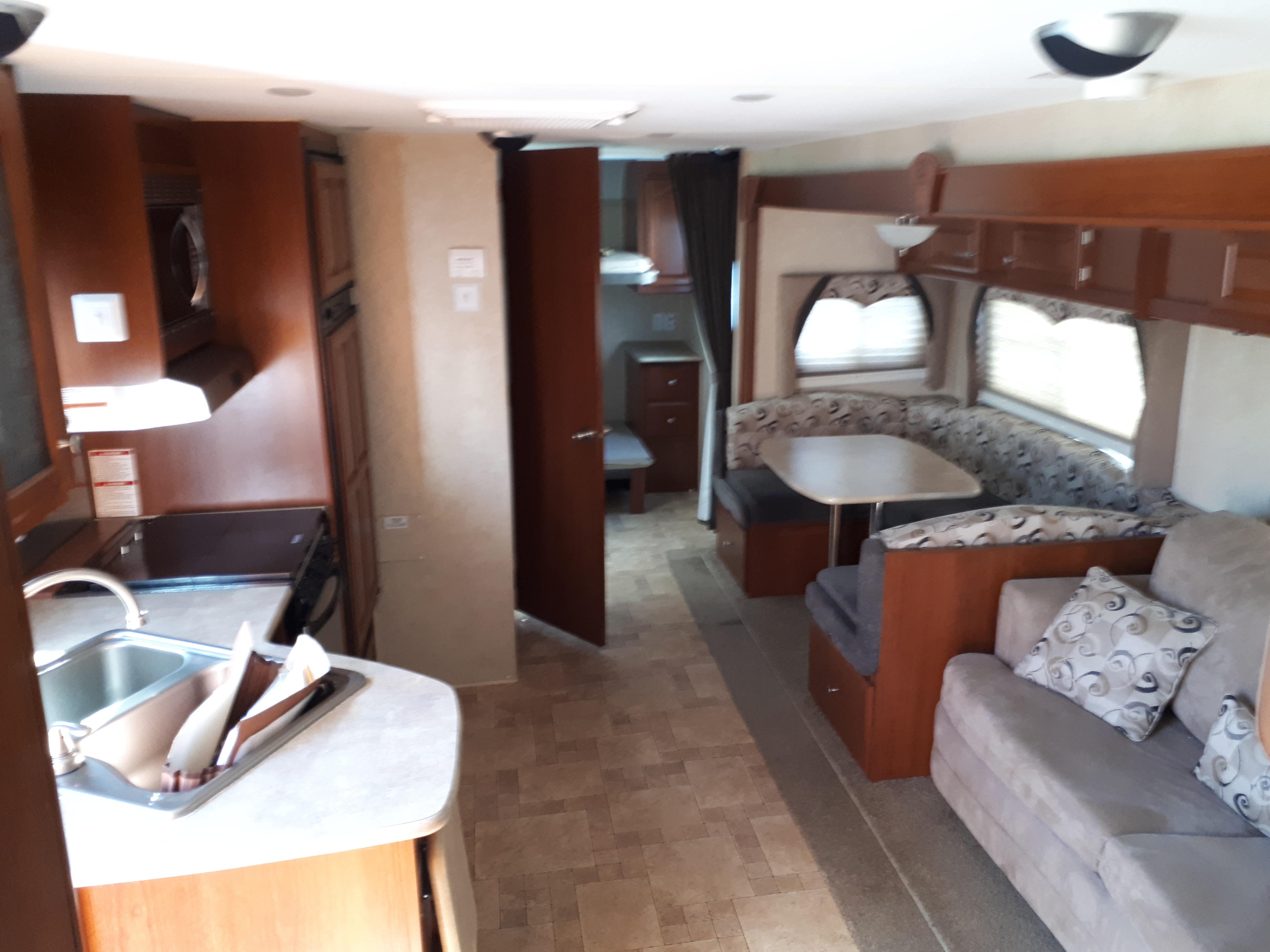 2011 OUTDOORS RV WINDRIVER 2712BS
