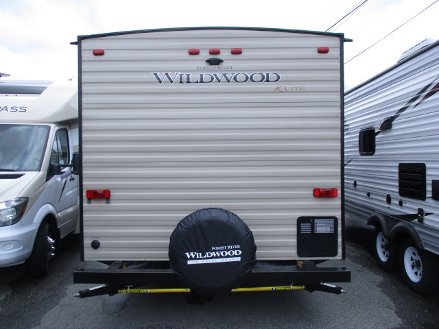2020 FOREST RIVER WILDWOOD XLT 233RBXL