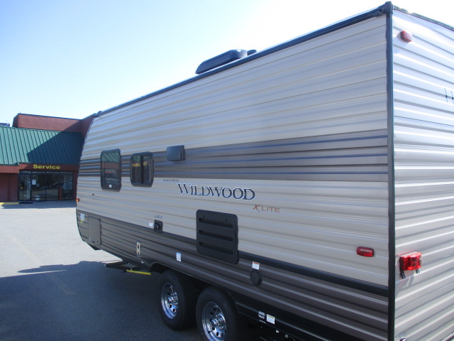 2020 FOREST RIVER WILDWOOD XLT 171RBXL