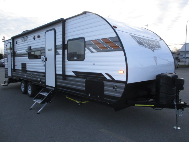 2020 FOREST RIVER WILDWOOD XLT 263BHXL