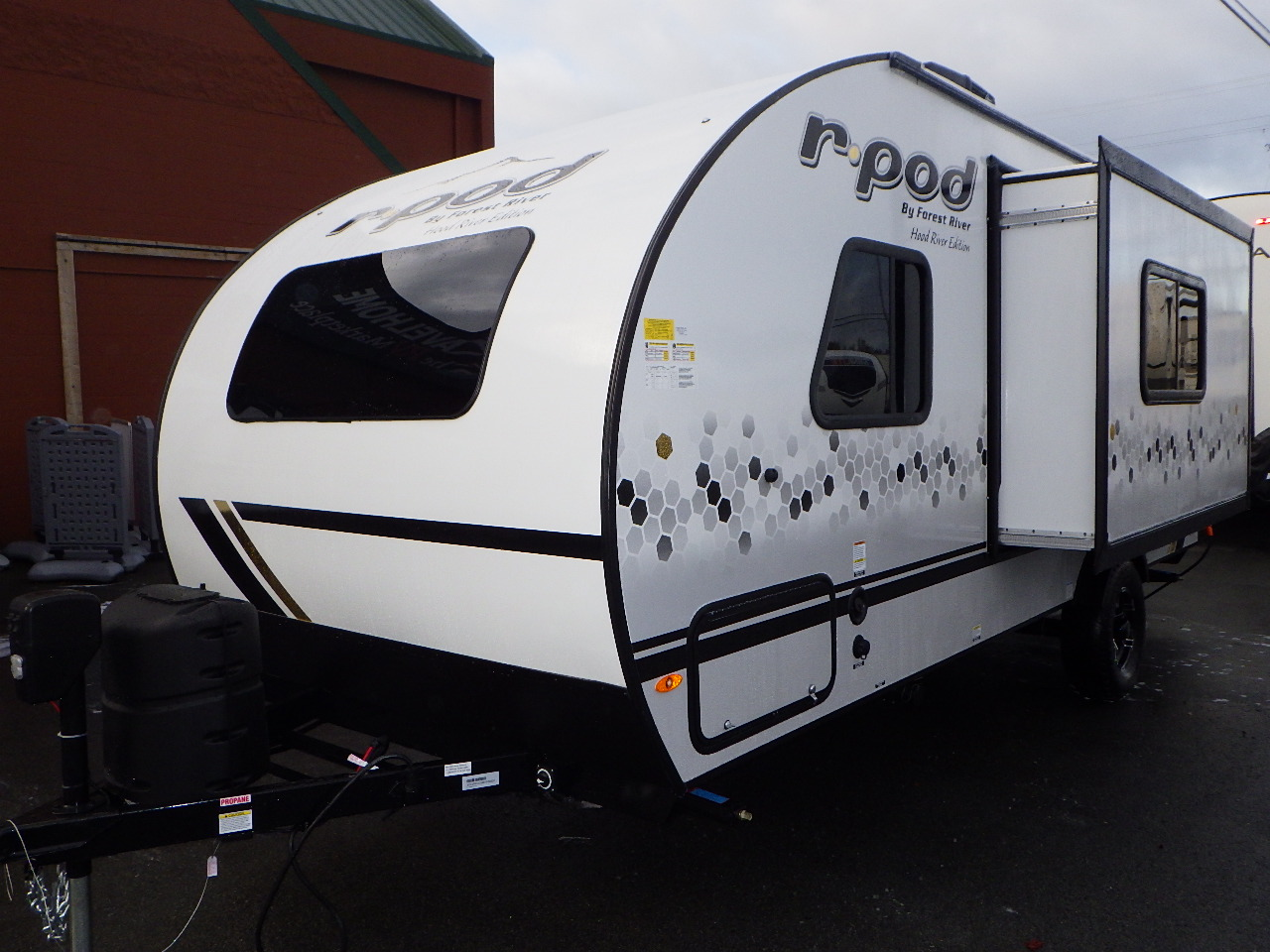 2021 FOREST RIVER R POD 196 Travel Trailers for Sale (65973)