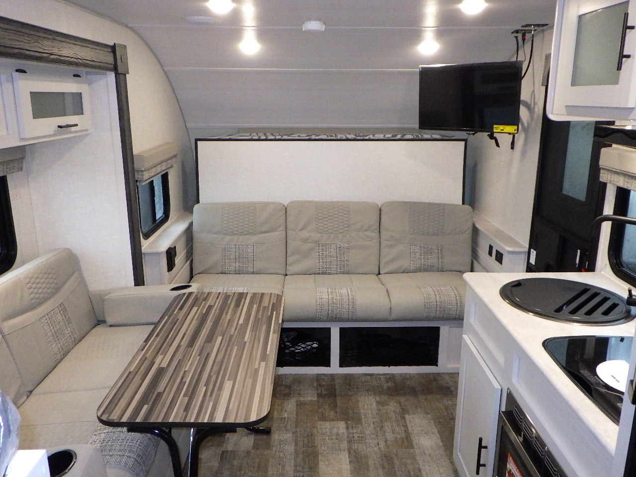 2021 FOREST RIVER R POD 193 Travel Trailers for Sale (66387)