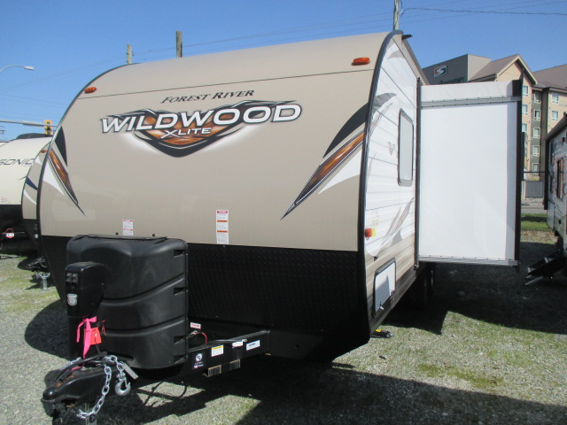 2018 Forest River WILDWOOD XLT 210RBXL For Sale In Abbotsford