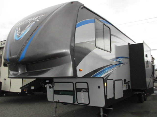 2019 Forest River VENGEANCE F348A13 For Sale In Abbotsford