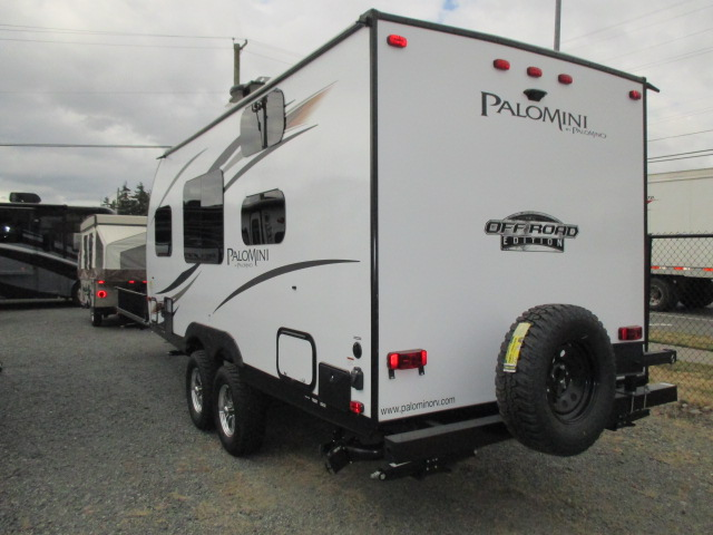 2019 Forest River PALOMINI 177ORVBH For Sale In Abbotsford