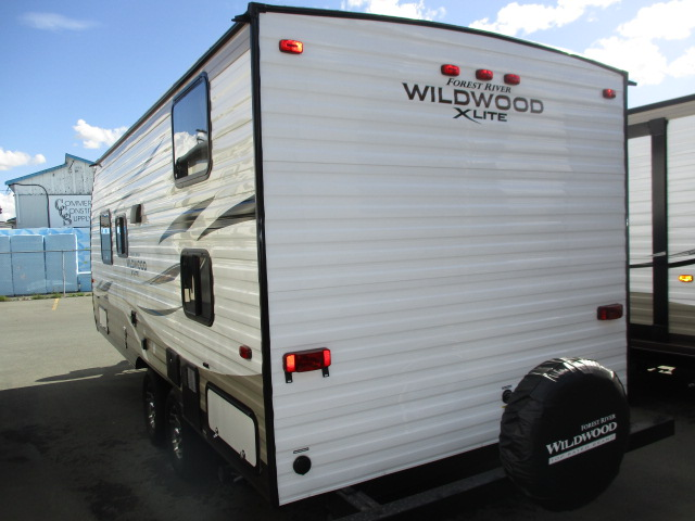 2019 Forest River WILDWOOD XLT 201BHXL For Sale In Abbotsford
