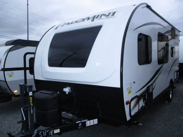 2019 Forest River PALOMINI 177BH For Sale In Abbotsford
