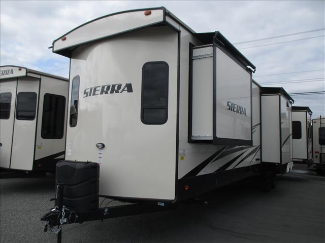 2019 Forest River SIERRA 403RD For Sale In Abbotsford