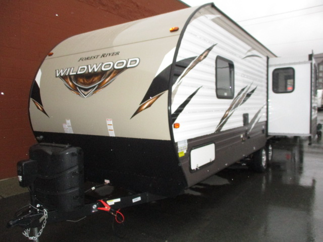 2018 Forest River WILDWOOD 25RKS For Sale In Abbotsford