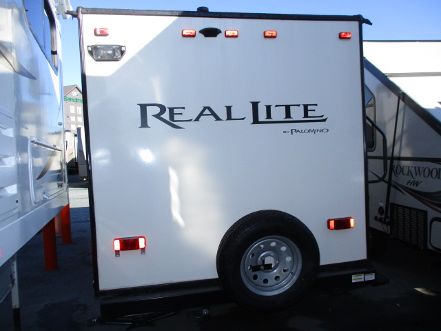 2016 Palomino REAL-LITE RL14M For Sale In Abbotsford
