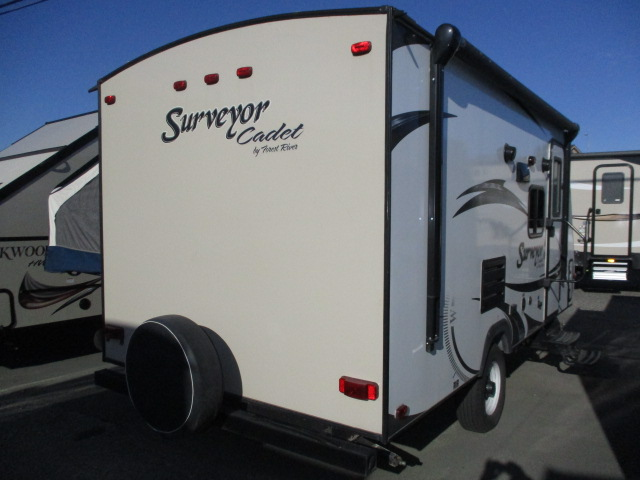 2015 Forest River SURVEYOR 191T For Sale In Abbotsford