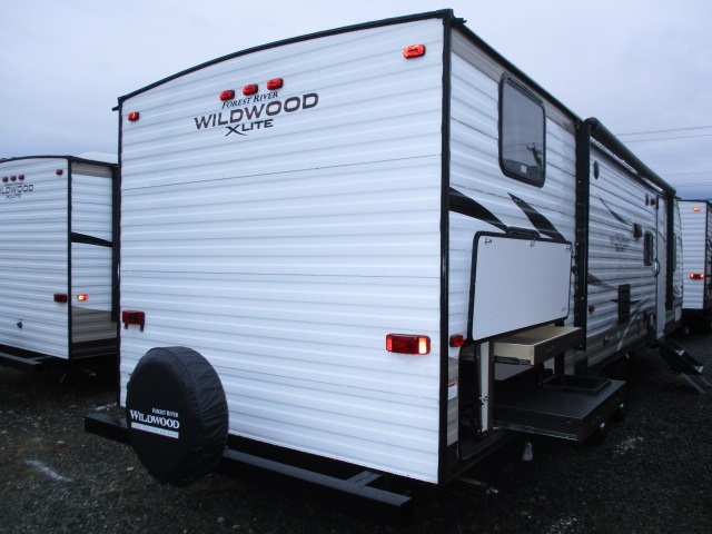 2019 Forest River WILDWOOD XLT 273QBXL For Sale In Abbotsford