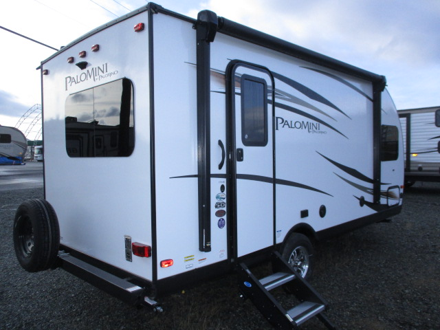 2019 Forest River PALOMINI 178RK For Sale In Abbotsford