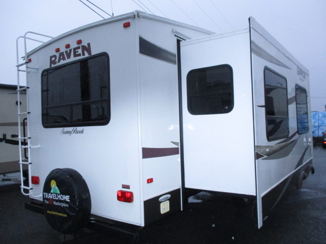 2013 Winnebago RAVEN 3300CK For Sale In Abbotsford