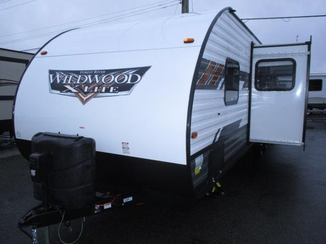 2020 FOREST RIVER WILDWOOD XLT 282QBXL
