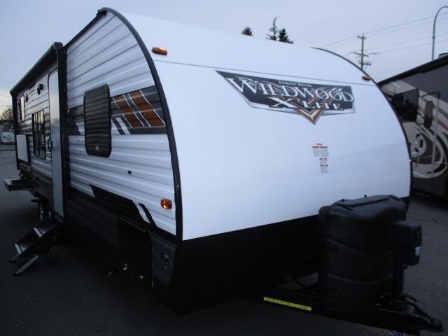 2020 FOREST RIVER WILDWOOD XLT 261BHXL