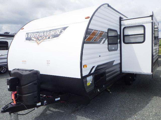 2020 FOREST RIVER WILDWOOD XLT 210RBXL