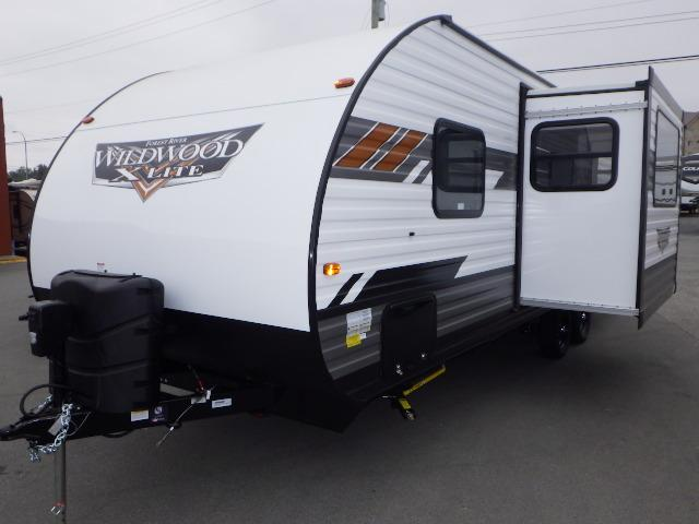 2021 FOREST RIVER WILDWOOD XLT 243BHXL