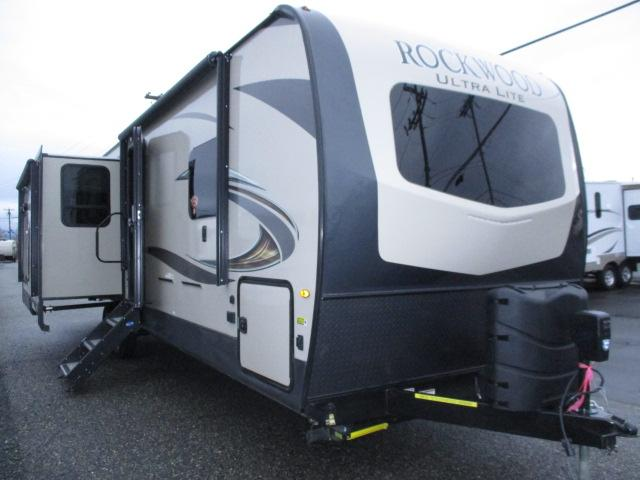 2019 FOREST RIVER IN ROCKWOOD 2906RS Travel Trailers for