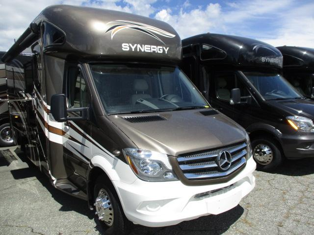 2018 Thor Motor Coach SYNERGY 24TT For Sale In Abbotsford
